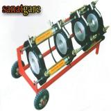 دستگاه های جوش پلی اتیلن تمام هیدرولیک سایز 63 تا 160