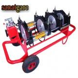 دستگاه های جوش پلی اتیلن تمام هیدرولیک فشار قوی سایز 63 تا 250