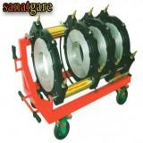 دستگاه های جوش پلی اتیلن نیمه هیدرولیک سایز 200 تا 400