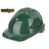 کلاه ایمنی سبز