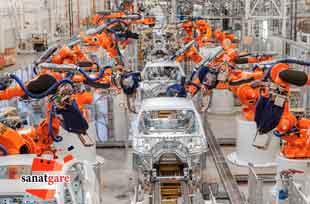 مونتاژ موتور خودروهای ایرانی