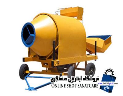 بتونیرهای 1000 لیتری در تبریز / بتونیر